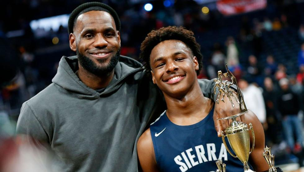 LeBron James, Bronny-marijuana-cannabis